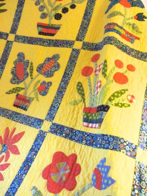 Happy quilt