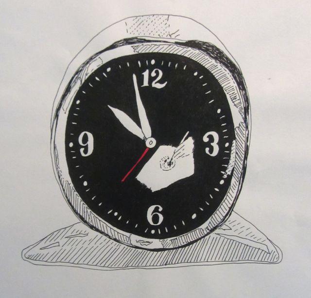 """Time Passeth Away LIKE A SHADOW"""