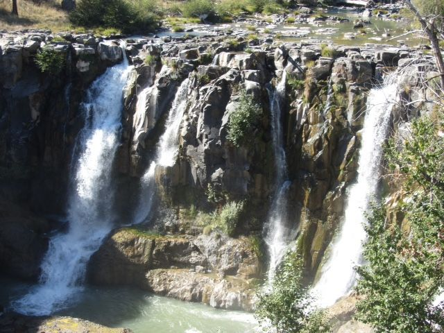 White Rover Falls