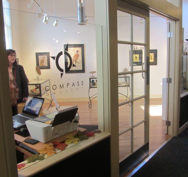 Compass Gallery