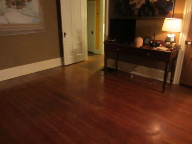 floors renovated