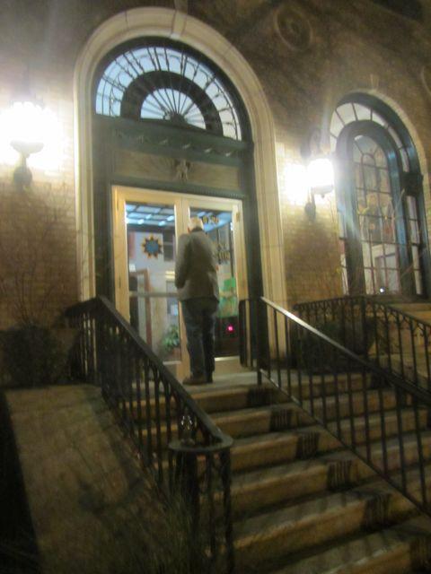 Post office St John's