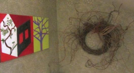 wreatyh:painting