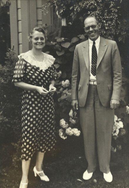 224...HJ & Bess 1935