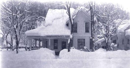 224...vintage snow