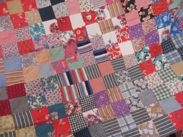 QG 30's fabric