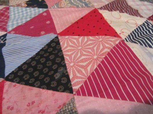 QG fabric deatil