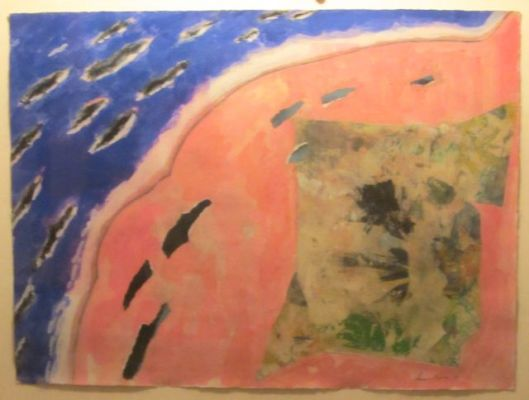 T:late shoreline