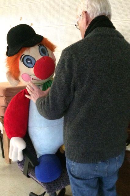 T:the clown