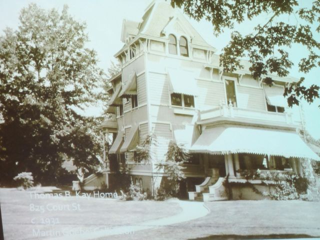 T:Thomas Kay House
