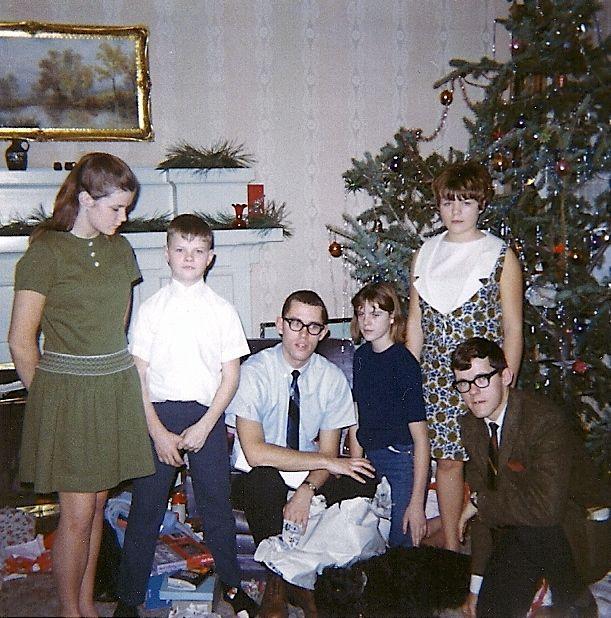 Hull Christmas 1964