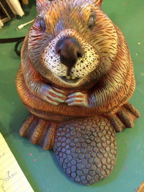 CR beaver