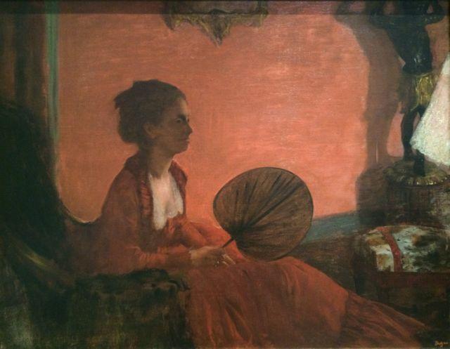 Degas...Madame Camus