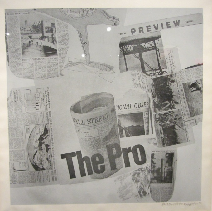 Features From Currents, 1970