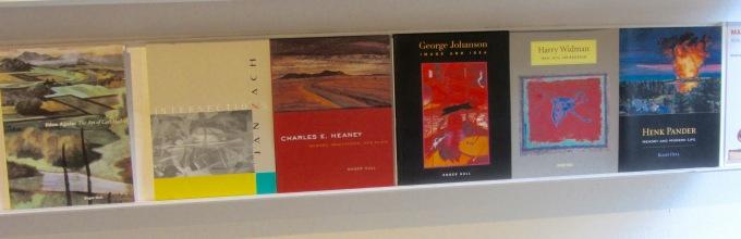 Roger's books