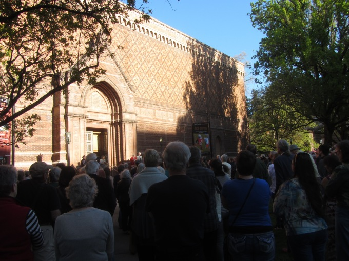 Schnitzer Museum, U of O