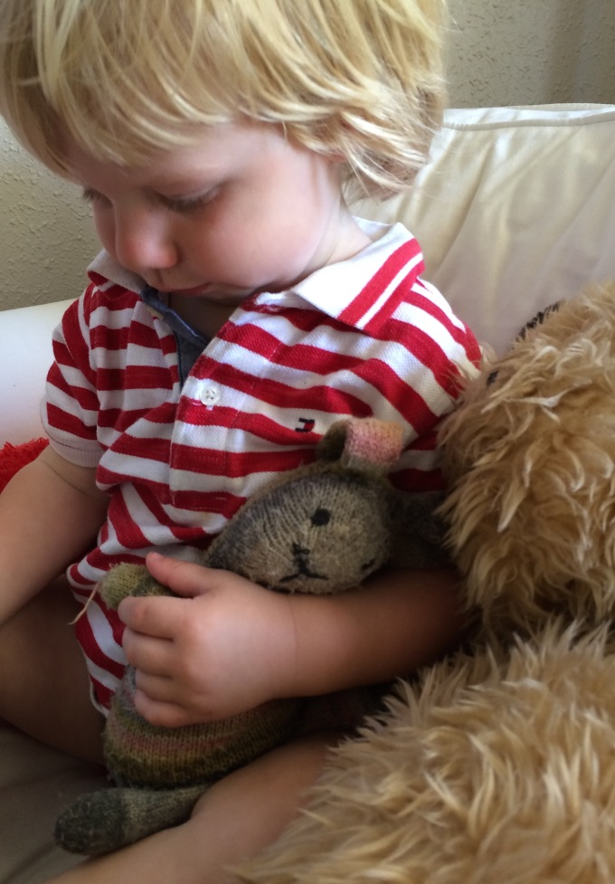 Bunny and Ted