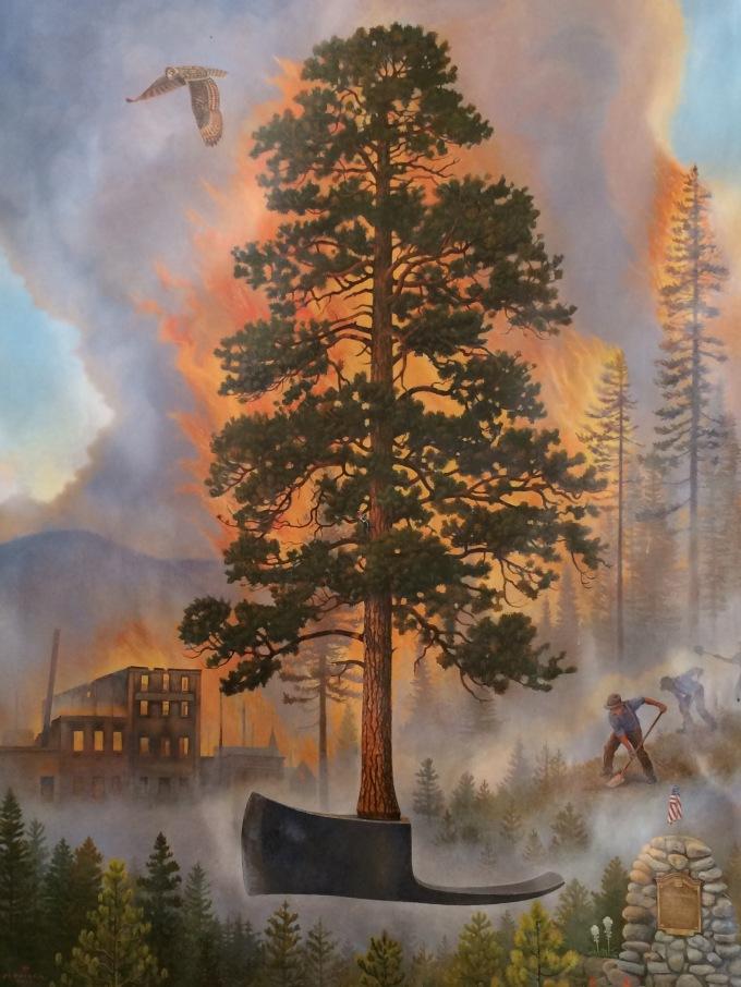 1910 fire