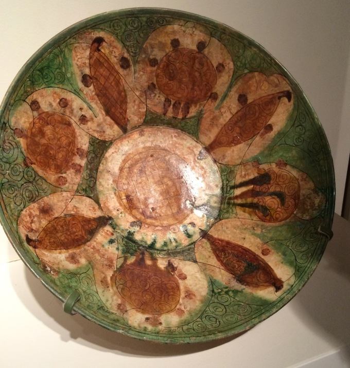 bowl, Iran, 10th c.