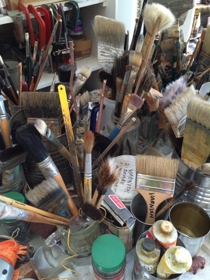 Harry's brushes