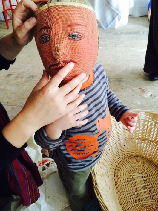 Sidney mask