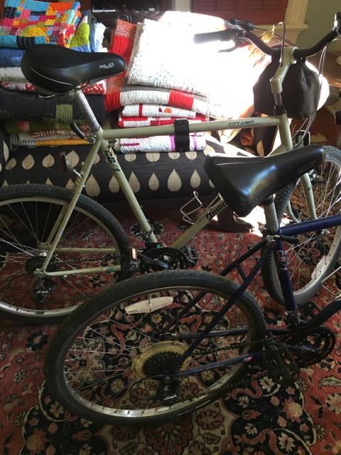 bikes and Q's