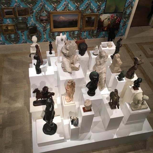 Sculpture chess