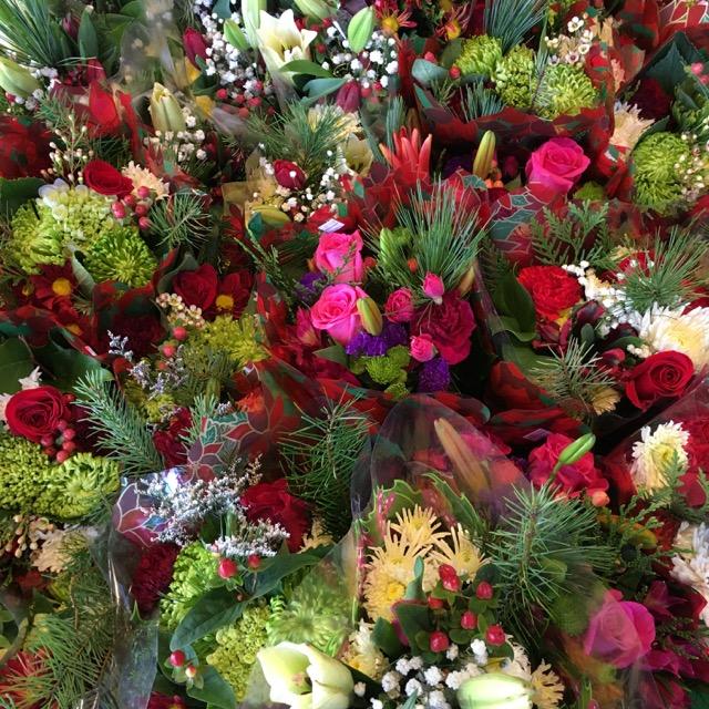 flowers LS