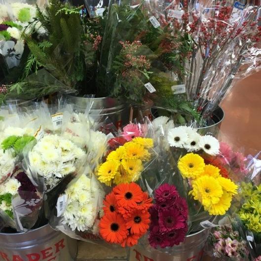 flowers TJ's