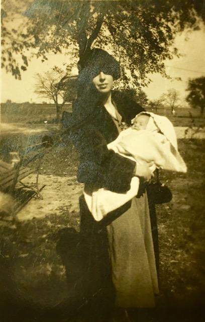 NANA AND MOM