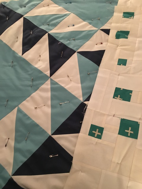 Quilt for baby 2