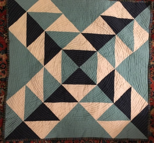 quilt for baby'