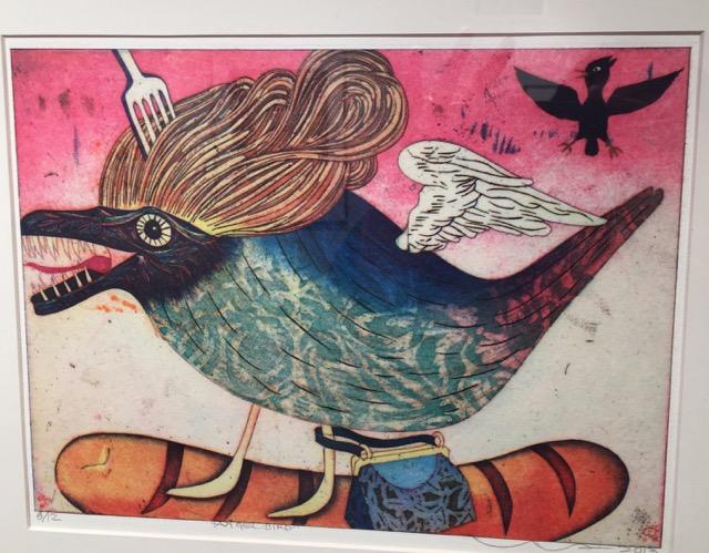 YH bird