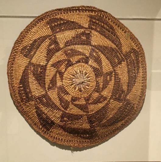 Basket Tray (Klamath-Modoc, 1925)