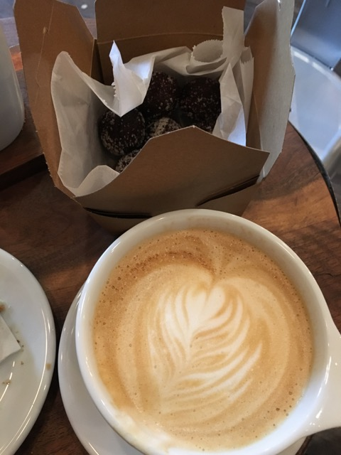 V. coffee