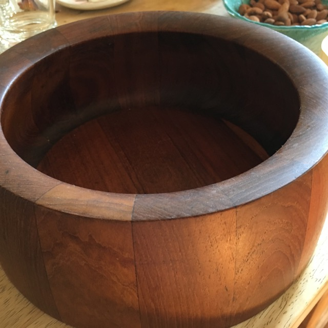 my Mom's bowl