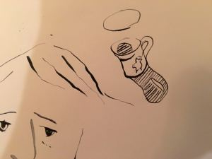 trip drawing