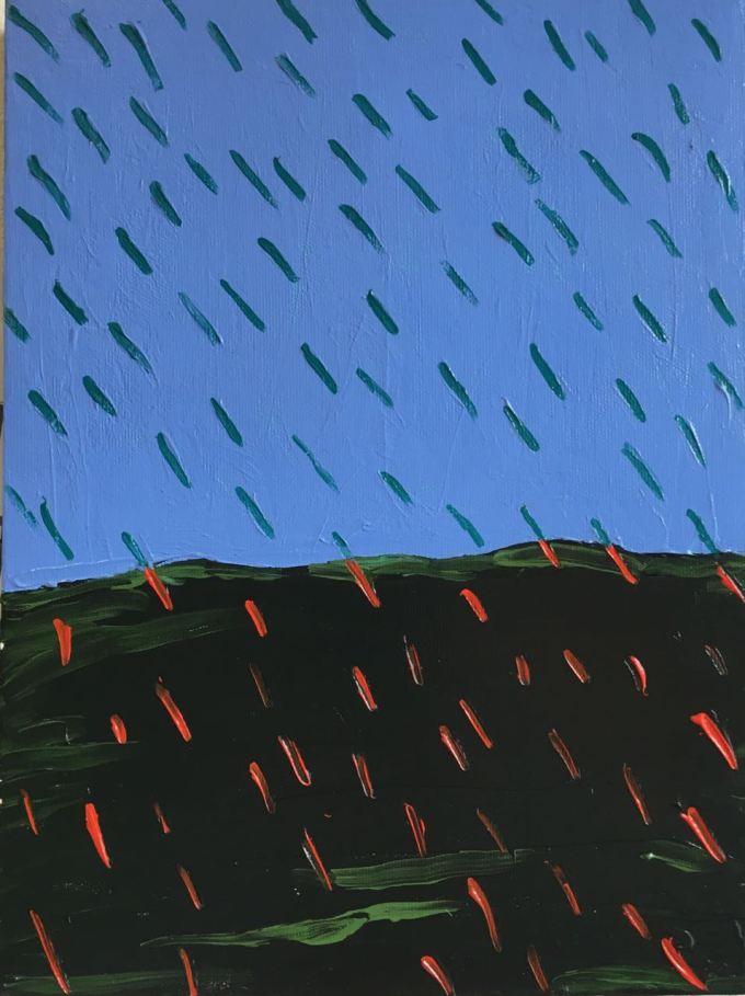 trip rain