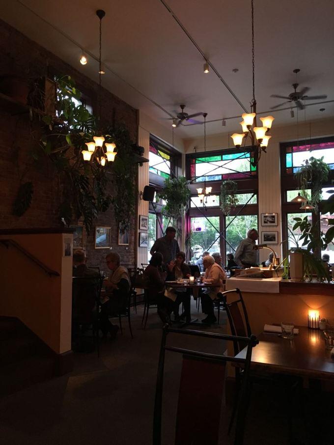 trip restaurant
