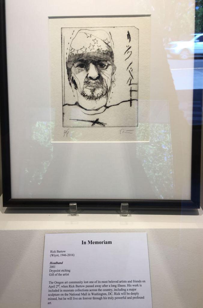 In Memorium Rick Bartow