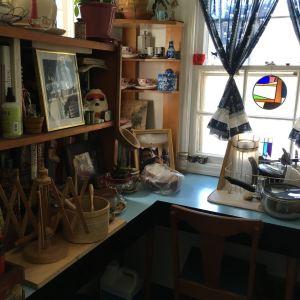 Newt baking corner