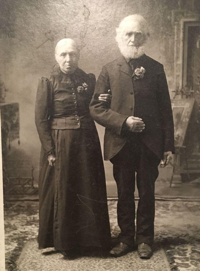 Newton grandparents,Ohio