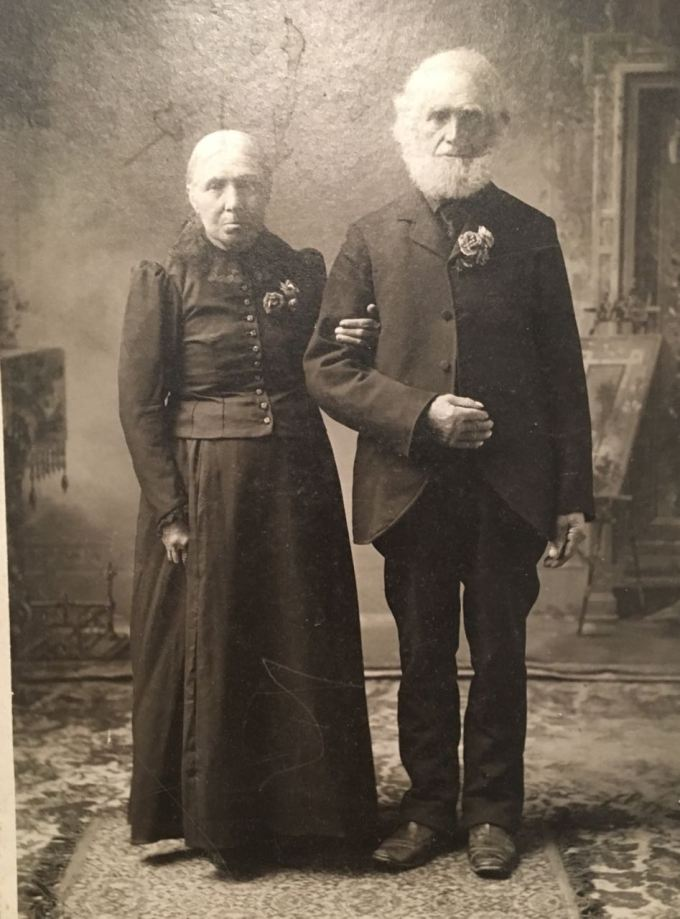 Newton grandparents,Ohio