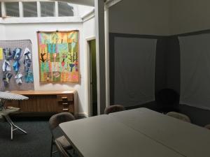 Quilt classroom