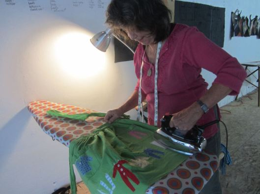 C ironing, 2015