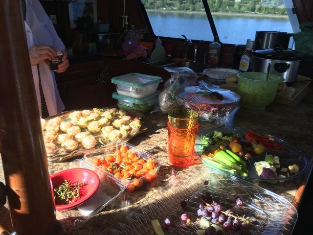 cruuise-buffet