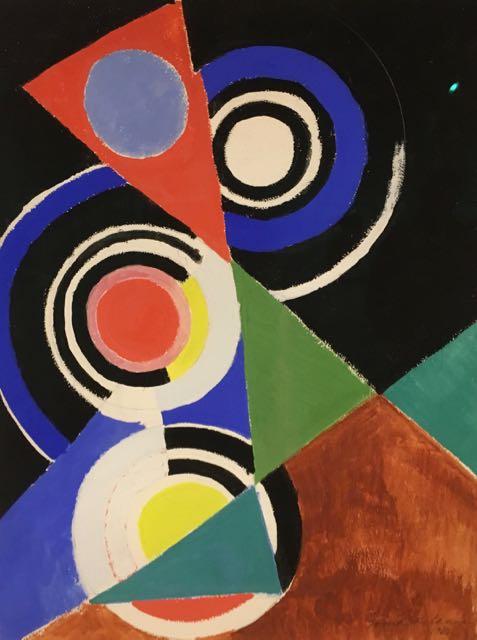 sonia-delaunay-1952-gouache-and-graphite